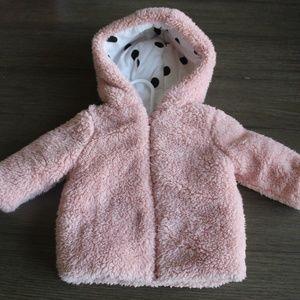 Cotton On Kids Girls Jacket 3-6 months